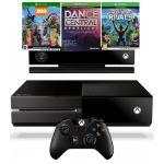 ������� ��������� Microsoft Xbox One 500 GB + Kinect + DCS, KSR, Zoo Tycoon (6QZ-00088)