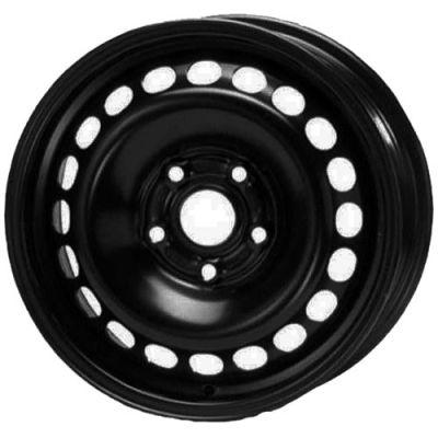 Колесный диск KFZ 9165 6x15 PCD 5x112 ET 47 ЦО 57.1 Стальной/ Черный 657872