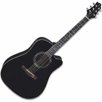 Электроакустическая гитара Greg Bennett D2CE