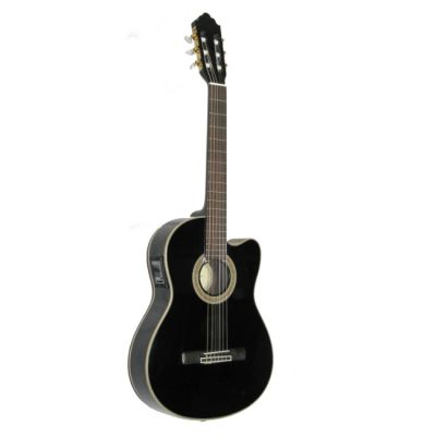 Электроакустическая гитара Greg Bennett CT5CE/BK