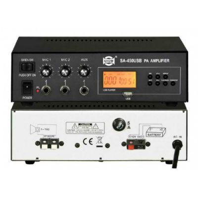 Show ��������������� ��������� c USB ������� SA450USB