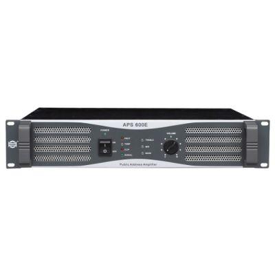 Show Трансляционный усилитель мощности APS600E