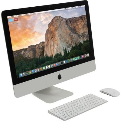 Моноблок Apple iMac 21,5 Retina 4K Late 2015 MK452C116GH2RU/A