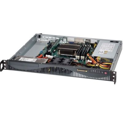 ������ Supermicro SuperServer 1U 5018D-MF SYS-5018D-MF