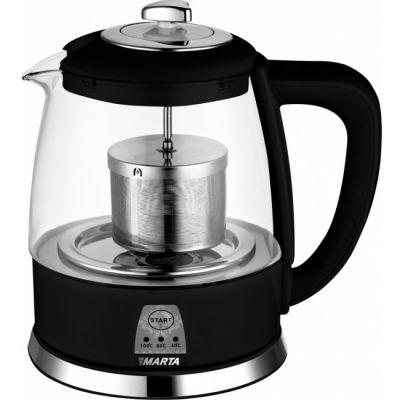 Электрический чайник Marta MT-1048 black