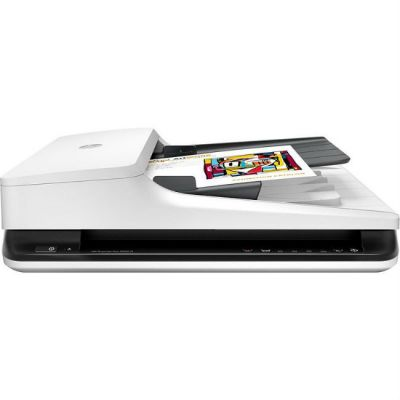 Сканер HP Scanjet Pro 2500 f1 Flatbed Scanner L2747A