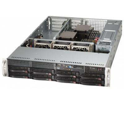 Сервер Supermicro SuperServer 2U 6027B-URF SYS-6027B-URF