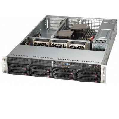 Сервер Supermicro SuperServer 2U 6028R-WTR SYS-6028R-WTR