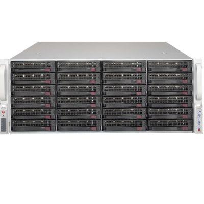 Корпус Supermicro Storage JBOD Chassis 4U 846BE1C-R1K03JBOD