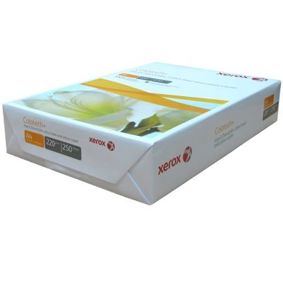 Расходный материал Xerox Paper Xerox Colotech Plus 220g, A4, 250 003R97971
