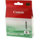 ��������� �������� Canon bj cartridge CLI-8 green emb 0627B001