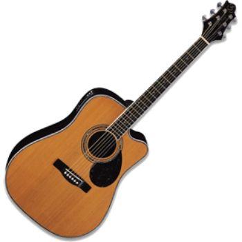 Электроакустическая гитара Greg Bennett D7CE