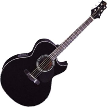 Электроакустическая гитара Greg Bennett J9CE/BK