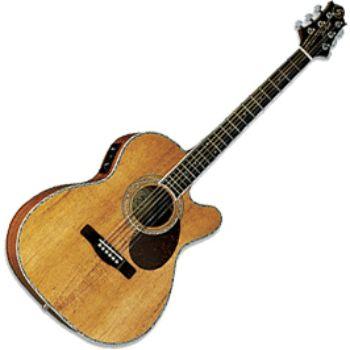 Электроакустическая гитара Greg Bennett OM12CE