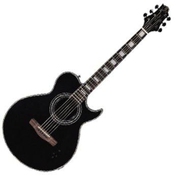 Электроакустическая гитара Greg Bennett SMJ17CE/BK