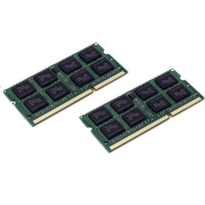 Оперативная память Kingston SODIMM 16GB (Kit of 2) 1600MHz DDR3 Non-ECC CL11 KVR16S11K2/16