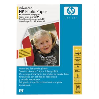 Расходный материал HP Advanced Glossy Photo Paper 250 g/m-A4/210 x 297 mm/25 sht Q5456A