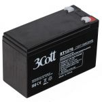 Аккумулятор 3Cott rt-1270 12V7Ah