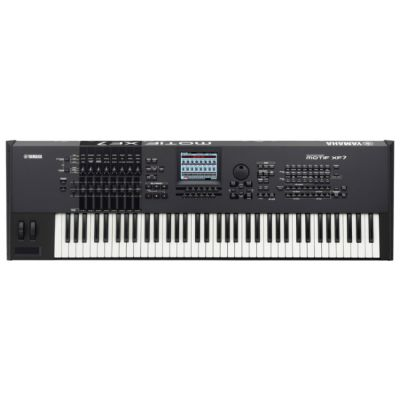 Синтезатор Yamaha MOTIF XF7 WH