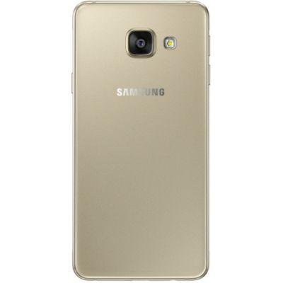 Смартфон Samsung Galaxy A3 (2016) SM-A310F 16Gb Gold SM-A310FZDDSER