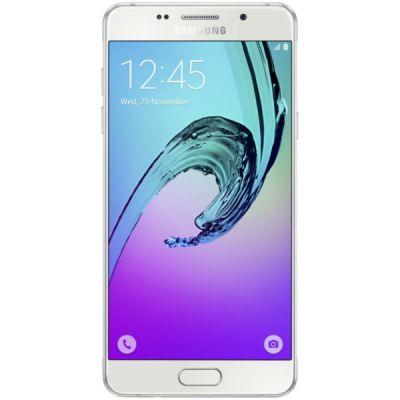 Смартфон Samsung Galaxy A5 (2016) SM-A510F 16Gb White SM-A510FZWDSER