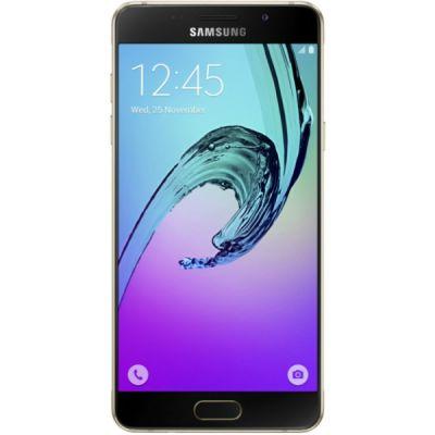 Смартфон Samsung Galaxy A5 (2016) SM-A510F 16Gb Gold SM-A510FZDDSER