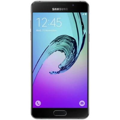 Смартфон Samsung Galaxy A5 (2016) SM-A510F 16Gb Black SM-A510FZKDSER