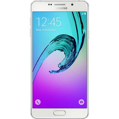 Смартфон Samsung Galaxy A7 (2016) SM-A710 16Gb White SM-A710FZWDSER