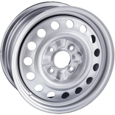 Колесный диск Trebl X40033 6x16/4x100 ET50 D60.1 Silver 9171087