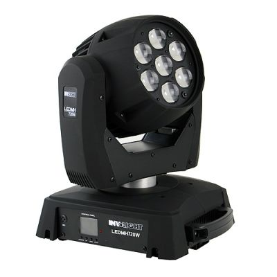Вращающаяся голова Involight LED MH720W