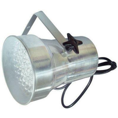 Прожектор Involight светодиодный RGB (хром) LED Par36/AL