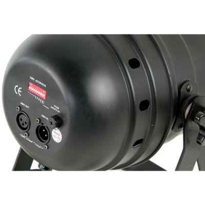 Involight Светодиодный RGB прожектор (чёрн) LED Par56/BK