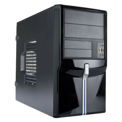 ������ InWin EMR-033 450W Black/silver