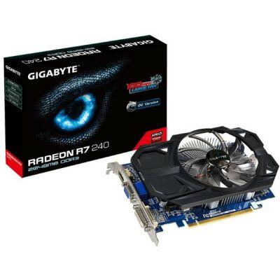 ���������� Gigabyte PCI-E8 AMD Radeon R7 240 GV-R724OC-2GIV2.0