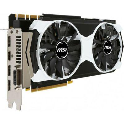 Видеокарта MSI PCI-E16 nVidia GeForce GTX 980 GTX9804GD5TOC