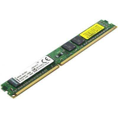 Оперативная память Kingston DDR3 4Gb 1600MHz pc-12800 KVR16LN11/4