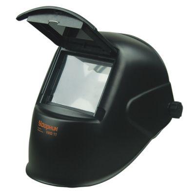 Ударник Маска сварщика УМФ 11, DIN 11 черная 0.4кг 39415