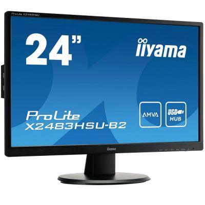 ������� Iiyama ProLite X2483HSU-B2