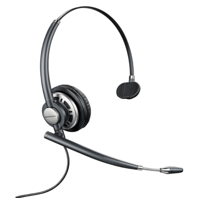 Наушники с микрофоном Plantronics EncorePro HW710 NC Wideband PL-HW710