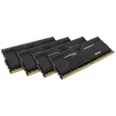 Оперативная память Kingston Kit4 DDR4 16Gb 2800MHz pc-22400 HX428C14PB2K4/16