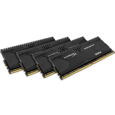 Оперативная память Kingston Kit4 DDR4 16Gb 3000MHz pc-24000 HX430C15PB2K4/16