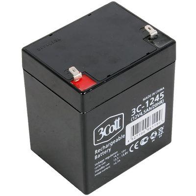 Аккумулятор 3Cott 3C-1245 12V4.5Ah
