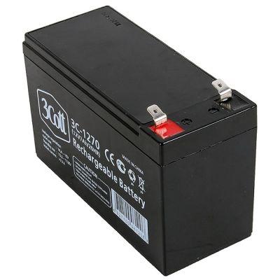 Аккумулятор 3Cott 3C-1270 12V7Ah