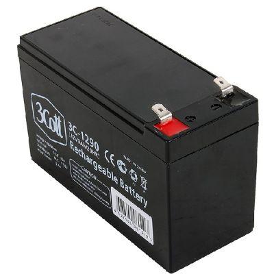 Аккумулятор 3Cott 3C-1290 12V9Ah