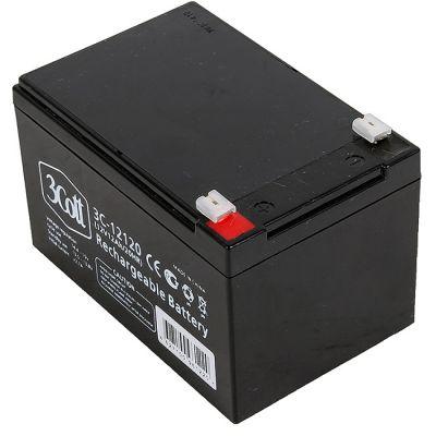 Аккумулятор 3Cott 3C-12120 12V12Ah