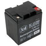 Аккумулятор 3Cott 3C-12260 12V26Ah