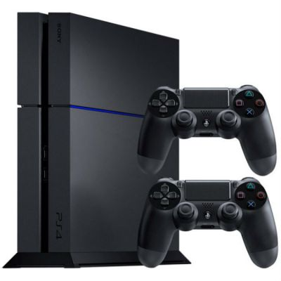 ������� ��������� Sony PlayStation4 500GB PS4 cuh-1208a (2 ��������� Dualshock4 Incl.) PS719823742