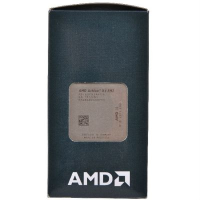 ��������� AMD Athlon II X4 760-K BOX <Socket FM2> (AD760KWOHLBOX)