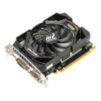 ���������� Inno3D 1Gb <PCI-E> GTX650 Green c CUDA <GFGTX650, GDDR5, 128 bit, HDCP, 2*DVI, mini HDMI, Retail> N65G-4SDV-D5CW