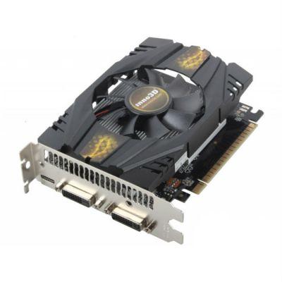Видеокарта Inno3D 2Gb GT740 OC Green c CUDA N740-1SDV-E5CWX